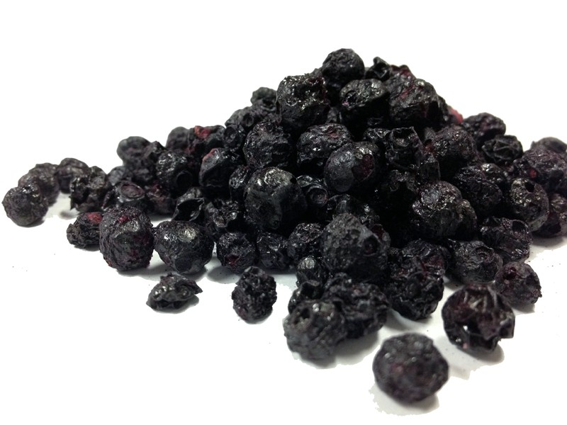 Organic Freeze Dried Blueberries Grain Place Foods