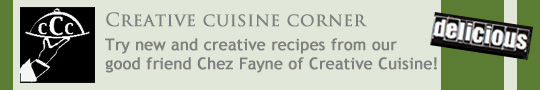 1x7 creative cuisine corner