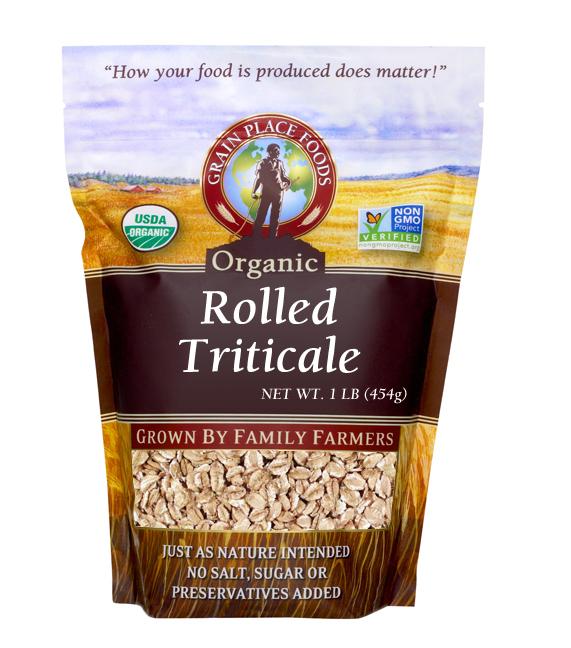 triticale grain place foods