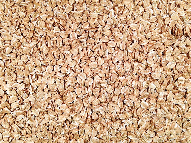 organic rolled triticale grain place foods